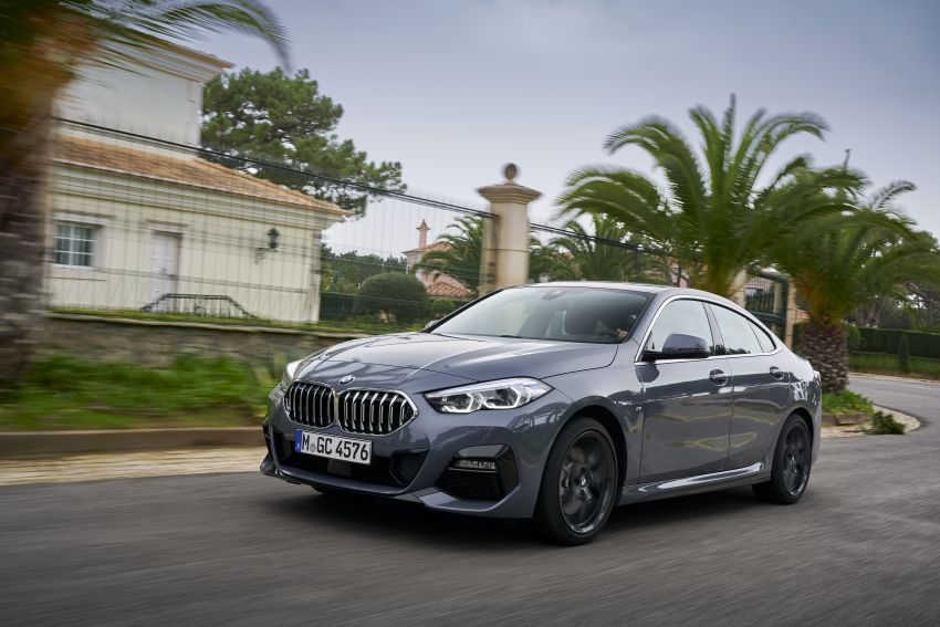 GALLERY: F44 BMW 2 Series Gran Coupé in Lisbon Image #1088829