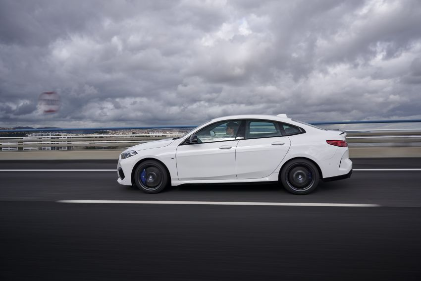 GALLERY: F44 BMW 2 Series Gran Coupé in Lisbon Image #1088929