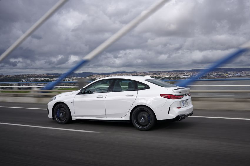 GALLERY: F44 BMW 2 Series Gran Coupé in Lisbon Image #1088930