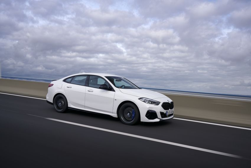 GALLERY: F44 BMW 2 Series Gran Coupé in Lisbon Image #1088932