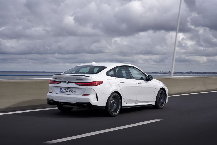 GALLERY: F44 BMW 2 Series Gran Coupé in Lisbon Image #1088934