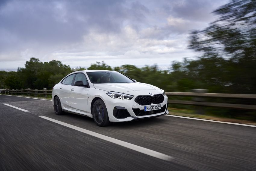 GALLERY: F44 BMW 2 Series Gran Coupé in Lisbon Image #1088936