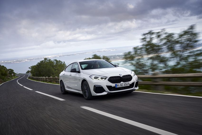 GALLERY: F44 BMW 2 Series Gran Coupé in Lisbon Image #1088937
