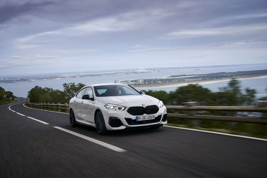 GALLERY: F44 BMW 2 Series Gran Coupé in Lisbon Image #1088938