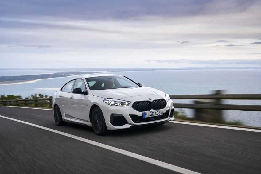 GALLERY: F44 BMW 2 Series Gran Coupé in Lisbon Image #1088939