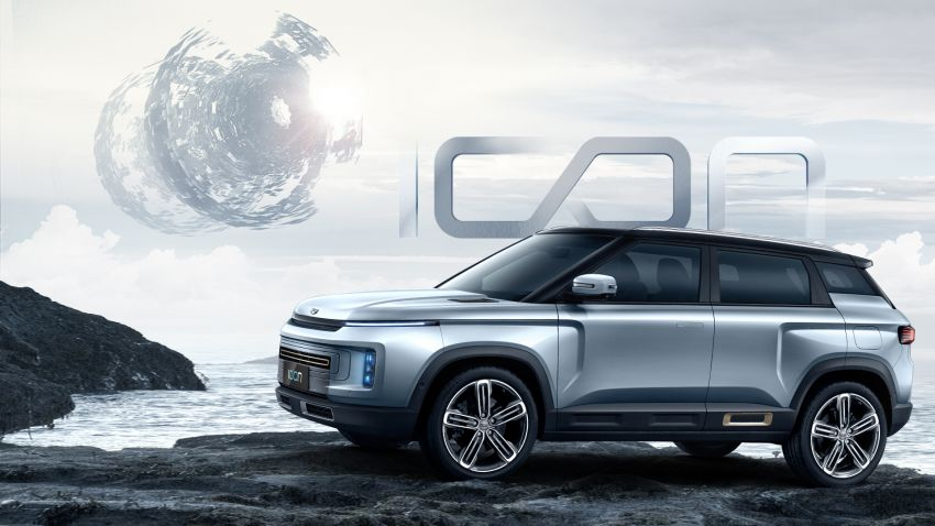 Geely Icon launched in China – BMA-based SUV with 48V mild hybrid, N95-level air filtration, from RM69k Image #1087786