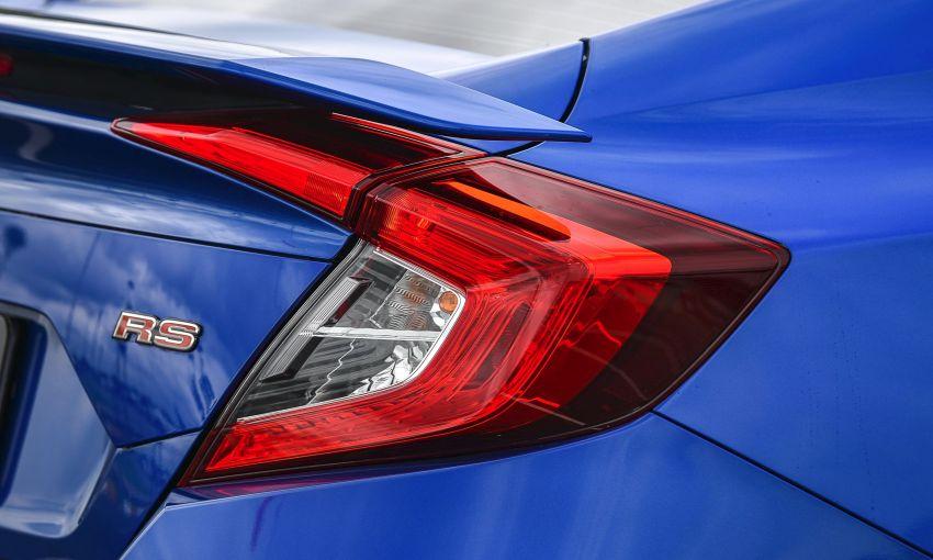 DRIVEN: 2020 Honda Civic facelift – same, but more Image #1087018