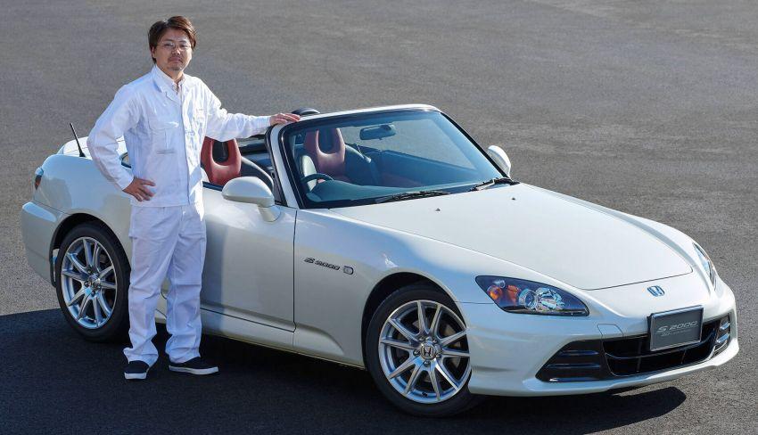 Honda S2000 20th Anniversary – dari prototaip ke produksi, aksesori mula dijual di Jepun Jun ini Image #1085886