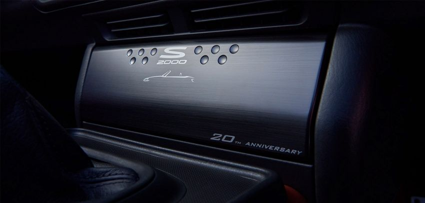 Honda S2000 20th Anniversary – dari prototaip ke produksi, aksesori mula dijual di Jepun Jun ini Image #1085879