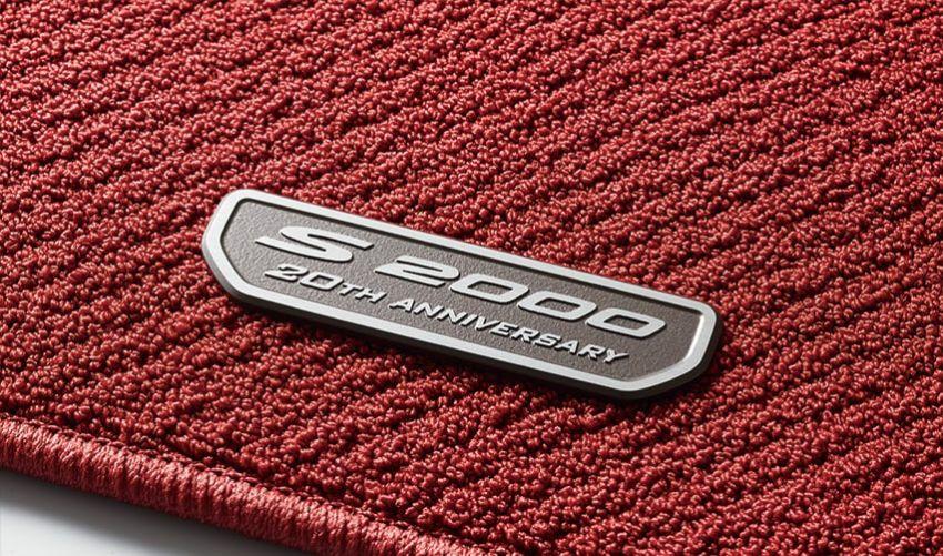 Honda S2000 20th Anniversary – dari prototaip ke produksi, aksesori mula dijual di Jepun Jun ini Image #1085877