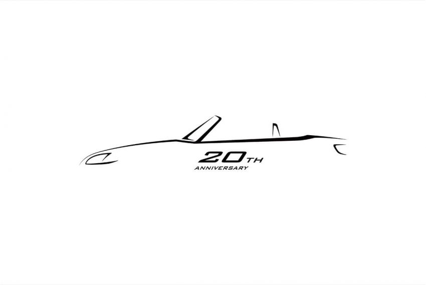 Honda S2000 20th Anniversary – dari prototaip ke produksi, aksesori mula dijual di Jepun Jun ini Image #1085873