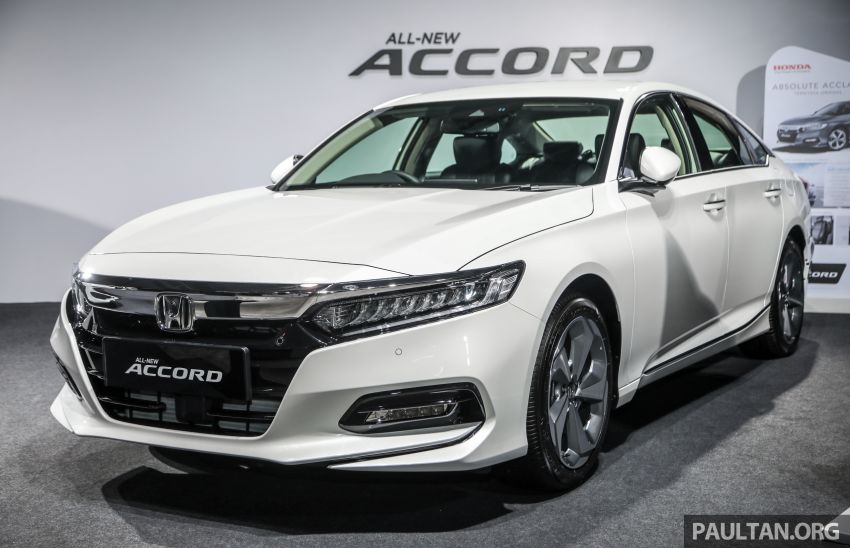 2020 Honda Accord launched in Malaysia – two CKD variants; 201 PS 1.5L VTEC Turbo, RM186k-RM196k Image #1087413