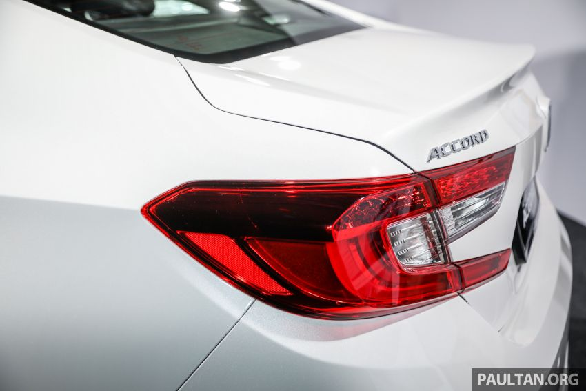 2020 Honda Accord launched in Malaysia – two CKD variants; 201 PS 1.5L VTEC Turbo, RM186k-RM196k Image #1087431