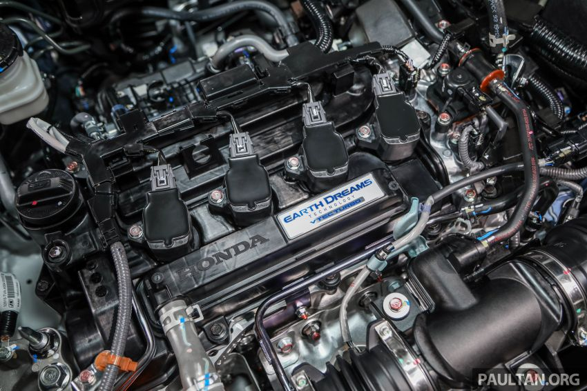 2020 Honda Accord launched in Malaysia – two CKD variants; 201 PS 1.5L VTEC Turbo, RM186k-RM196k Image #1087436