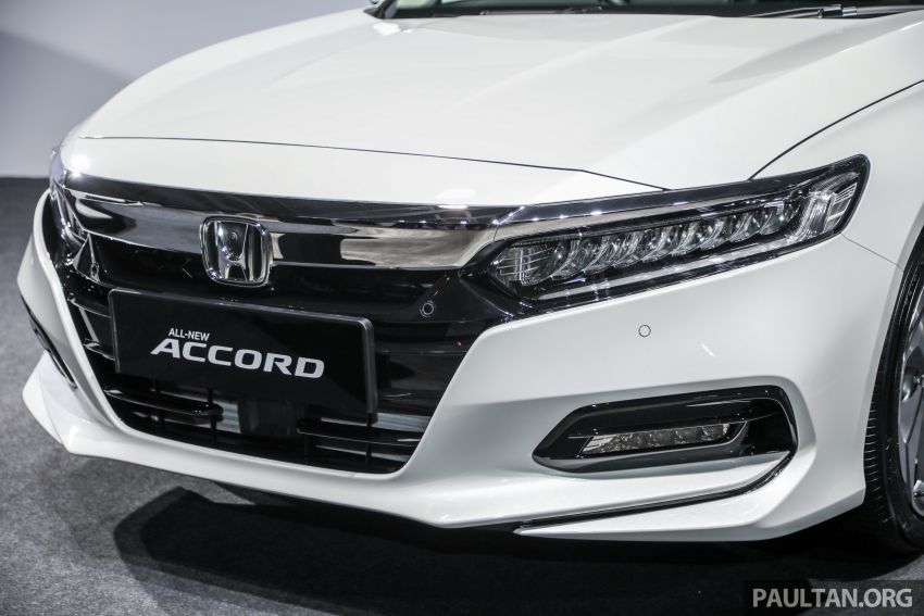 2020 Honda Accord launched in Malaysia – two CKD variants; 201 PS 1.5L VTEC Turbo, RM186k-RM196k Image #1087415