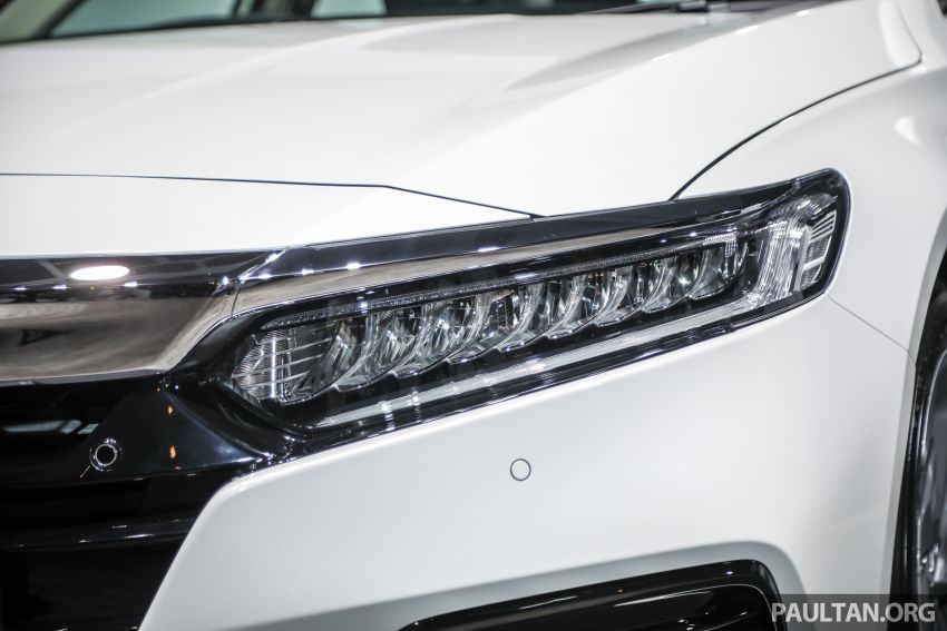 2020 Honda Accord launched in Malaysia – two CKD variants; 201 PS 1.5L VTEC Turbo, RM186k-RM196k Image #1087418