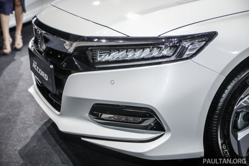 2020 Honda Accord launched in Malaysia – two CKD variants; 201 PS 1.5L VTEC Turbo, RM186k-RM196k Image #1087420