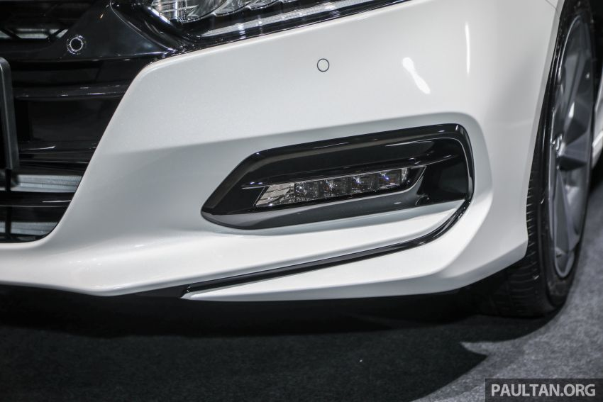 2020 Honda Accord launched in Malaysia – two CKD variants; 201 PS 1.5L VTEC Turbo, RM186k-RM196k Image #1087422