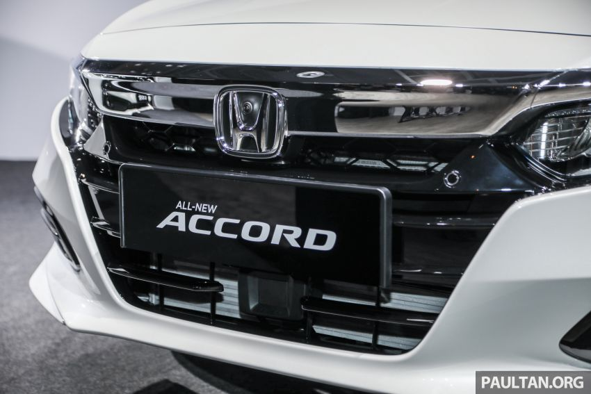 2020 Honda Accord launched in Malaysia – two CKD variants; 201 PS 1.5L VTEC Turbo, RM186k-RM196k Image #1087423