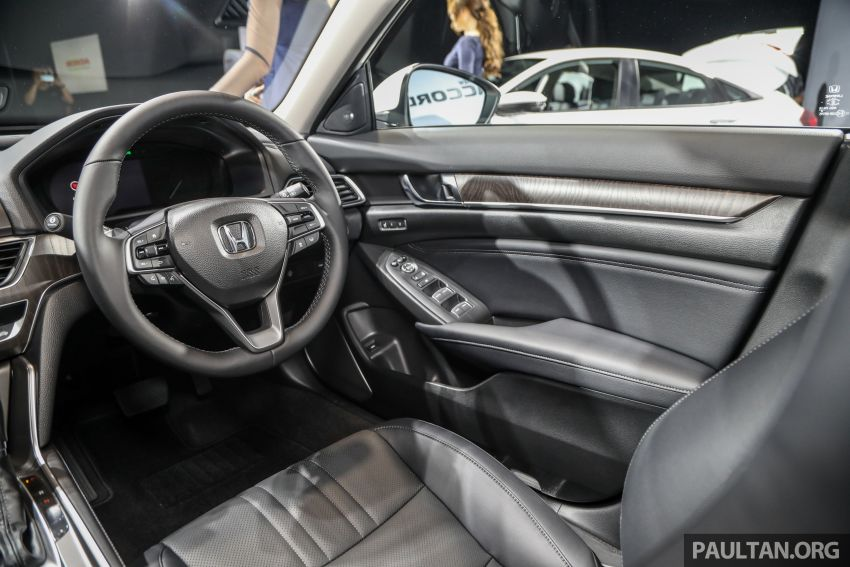 2020 Honda Accord launched in Malaysia – two CKD variants; 201 PS 1.5L VTEC Turbo, RM186k-RM196k Image #1087453