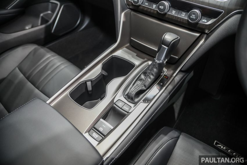2020 Honda Accord launched in Malaysia – two CKD variants; 201 PS 1.5L VTEC Turbo, RM186k-RM196k Image #1087444