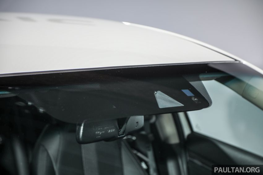 Honda Civic 2020 diperkenalkan secara rasmi di M'sia – dengan Honda Sensing, harga bermula RM113,600 Image #1087643