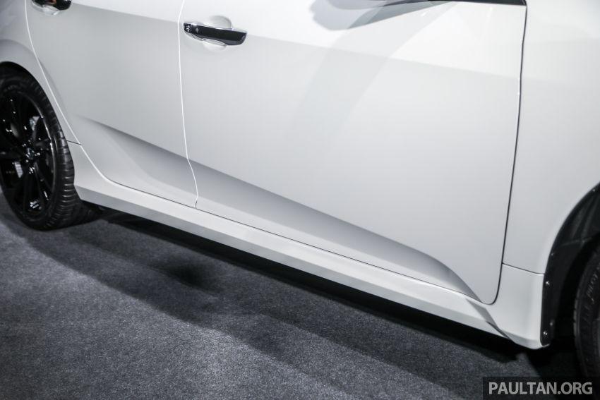 2020 Honda Civic facelift debuts in Malaysia – three variants, 1.8 NA and 1.5 Turbo, RM114k to RM140k Image #1087382