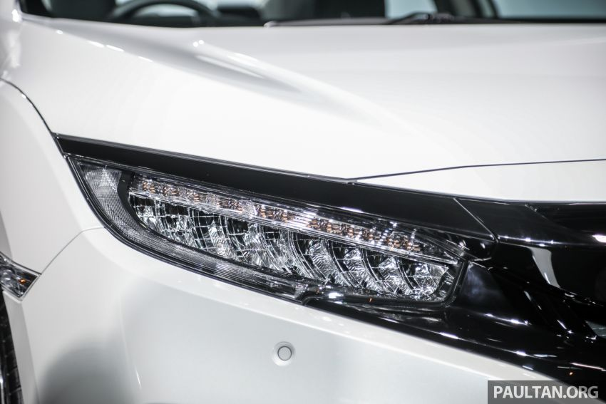 2020 Honda Civic facelift debuts in Malaysia – three variants, 1.8 NA and 1.5 Turbo, RM114k to RM140k Image #1087373
