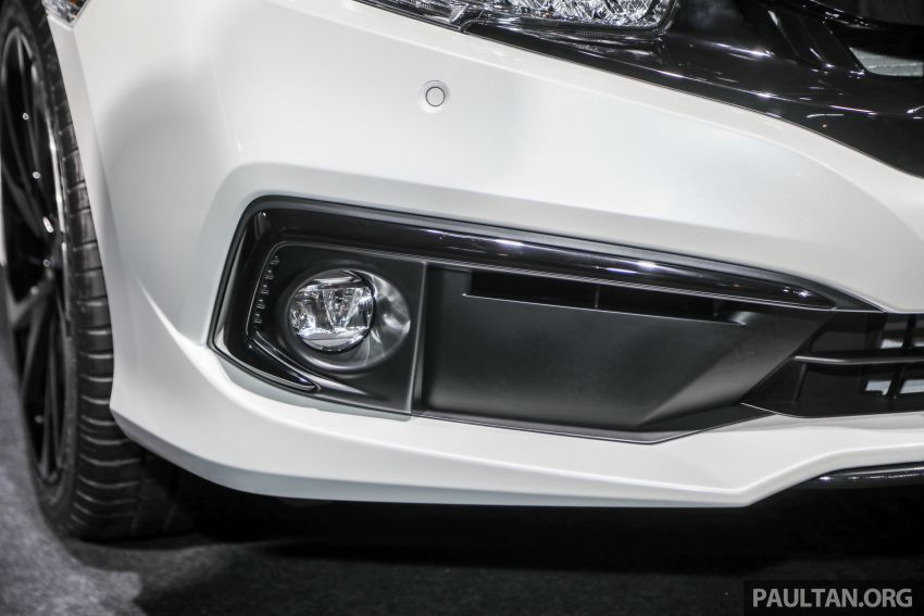 2020 Honda Civic facelift debuts in Malaysia – three variants, 1.8 NA and 1.5 Turbo, RM114k to RM140k Image #1087376