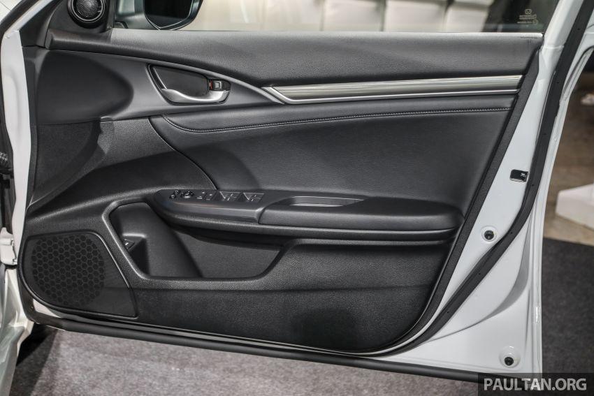 2020 Honda Civic facelift debuts in Malaysia – three variants, 1.8 NA and 1.5 Turbo, RM114k to RM140k Image #1087406