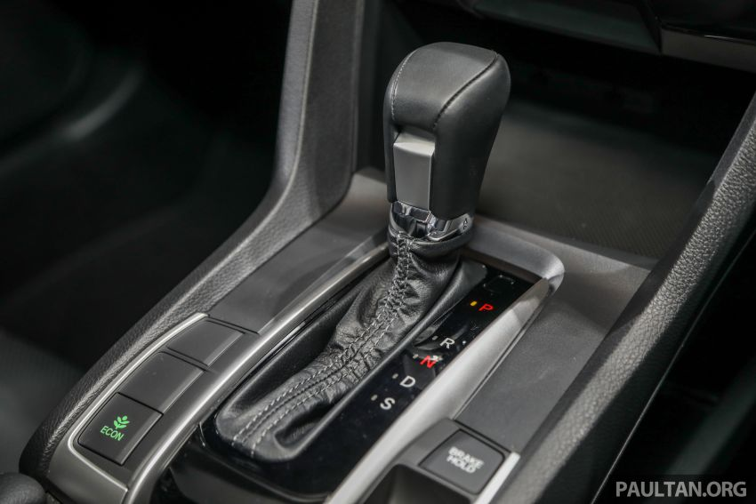 2020 Honda Civic facelift debuts in Malaysia – three variants, 1.8 NA and 1.5 Turbo, RM114k to RM140k Image #1087399