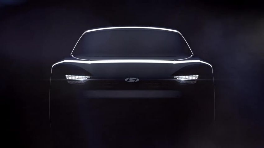 Hyundai Prophecy EV concept teased – Geneva debut Image #1081979
