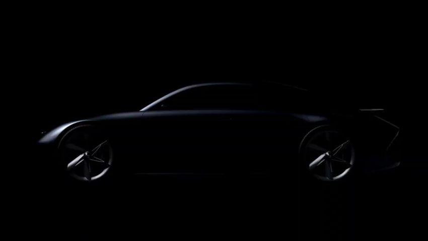 Hyundai Prophecy EV concept teased – Geneva debut Image #1081980