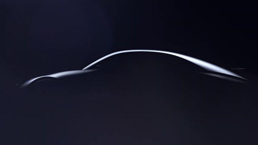 Hyundai Prophecy EV concept teased – Geneva debut Image #1081981