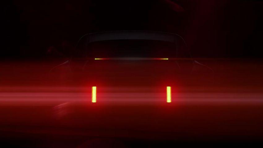 Hyundai Prophecy EV concept teased – Geneva debut Image #1081983