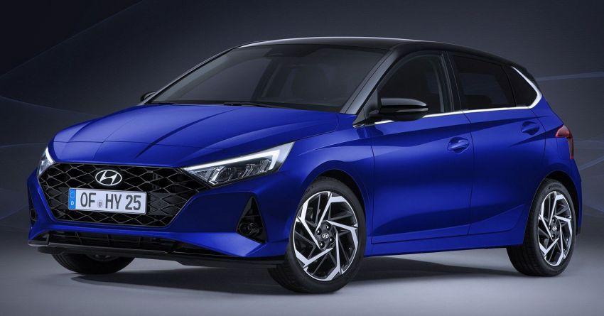 Third-gen Hyundai i20 leaked ahead of Geneva debut Image #1083164