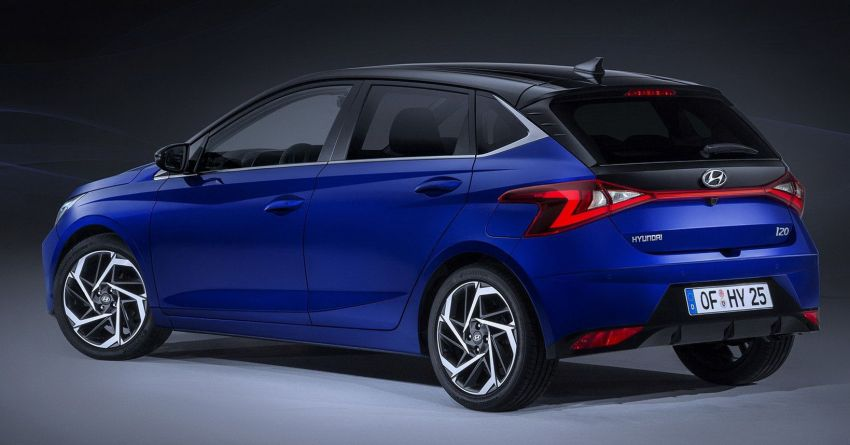 Third-gen Hyundai i20 leaked ahead of Geneva debut Image #1083166