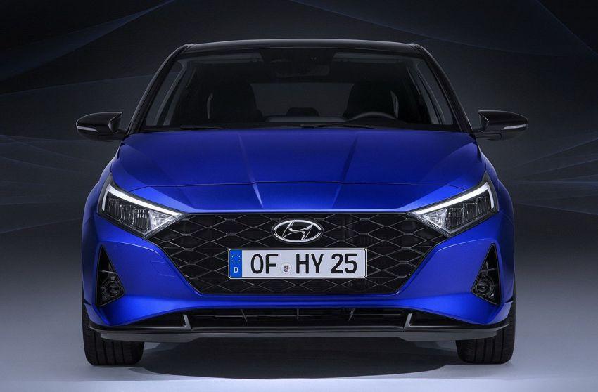 Third-gen Hyundai i20 leaked ahead of Geneva debut Image #1083168