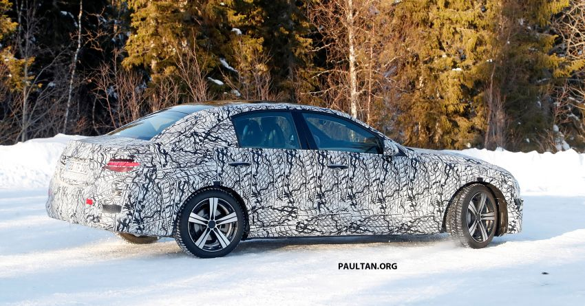 SPIED: W206 Mercedes-AMG C-Class – all-new C53? Image #1089055