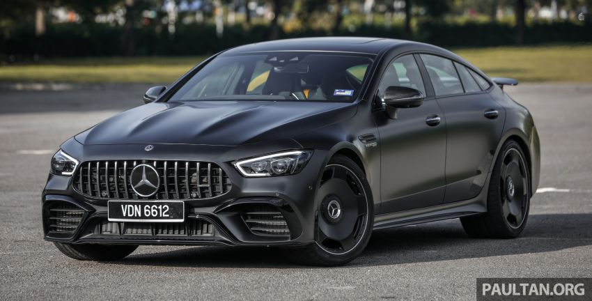 REVIEW: Merc-AMG GT63S 4-Door Coupe in Malaysia Image #1076139