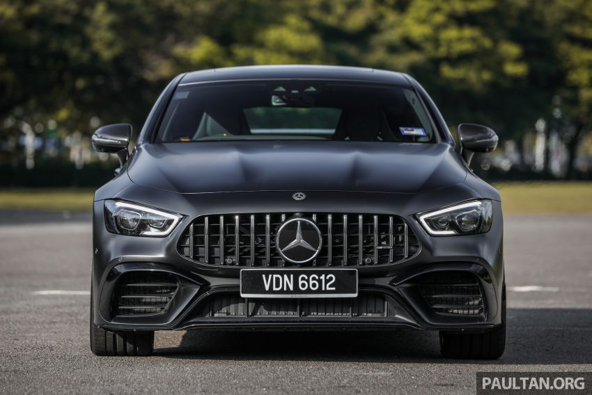REVIEW: Merc-AMG GT63S 4-Door Coupe in Malaysia Image #1076149