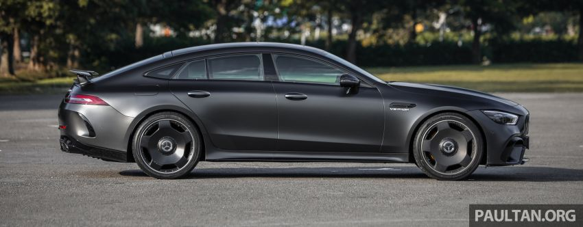 REVIEW: Merc-AMG GT63S 4-Door Coupe in Malaysia Image #1076152