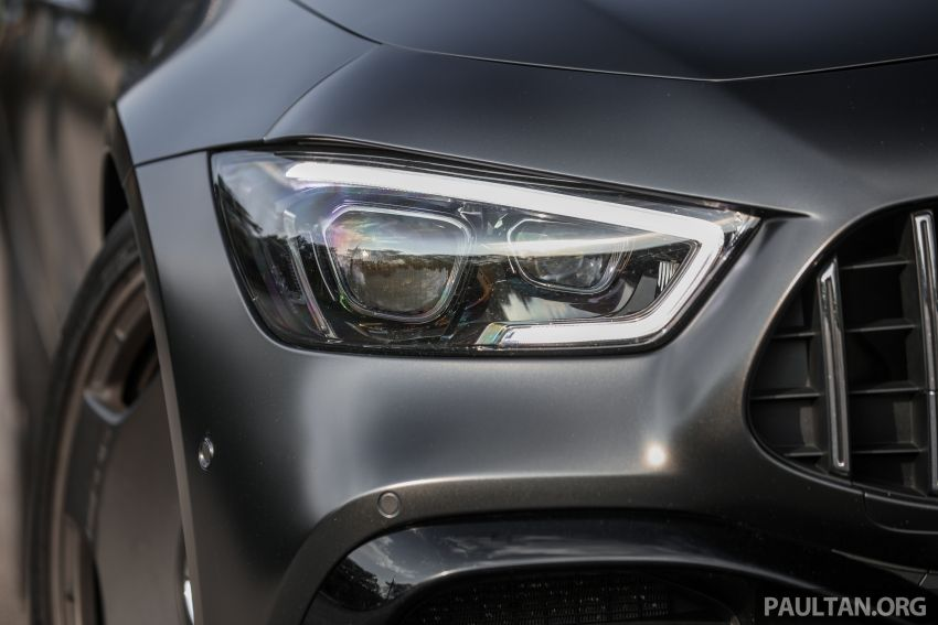 REVIEW: Merc-AMG GT63S 4-Door Coupe in Malaysia Image #1076155
