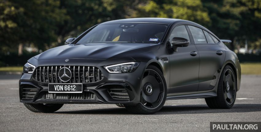 REVIEW: Merc-AMG GT63S 4-Door Coupe in Malaysia Image #1076140