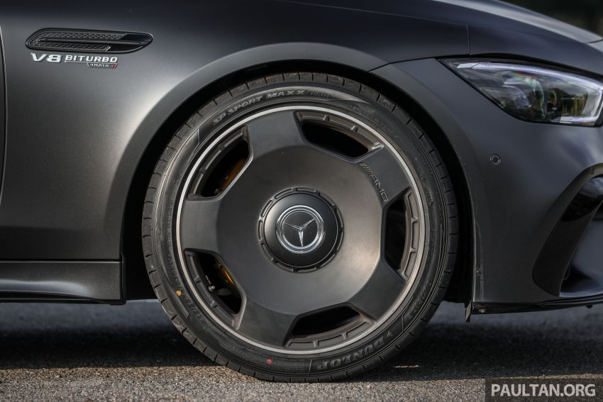 REVIEW: Merc-AMG GT63S 4-Door Coupe in Malaysia Image #1076160