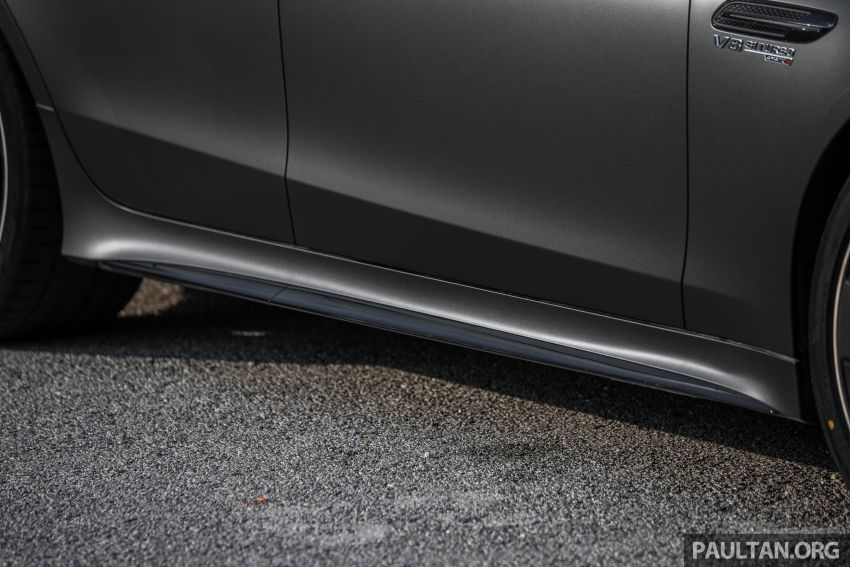 REVIEW: Merc-AMG GT63S 4-Door Coupe in Malaysia Image #1076167