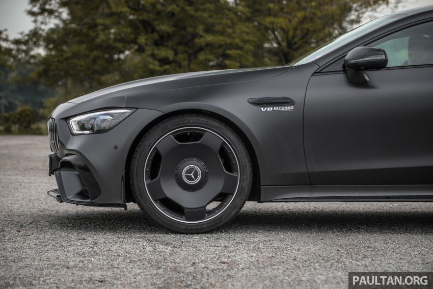 REVIEW: Merc-AMG GT63S 4-Door Coupe in Malaysia Image #1076172