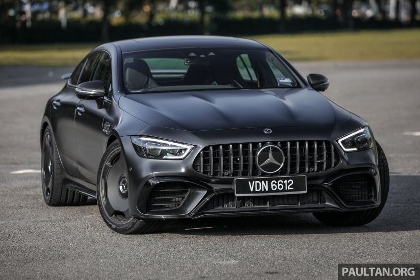 REVIEW: Merc-AMG GT63S 4-Door Coupe in Malaysia Image #1076141
