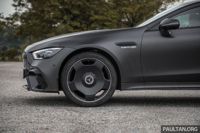 REVIEW: Merc-AMG GT63S 4-Door Coupe in Malaysia Image #1076173