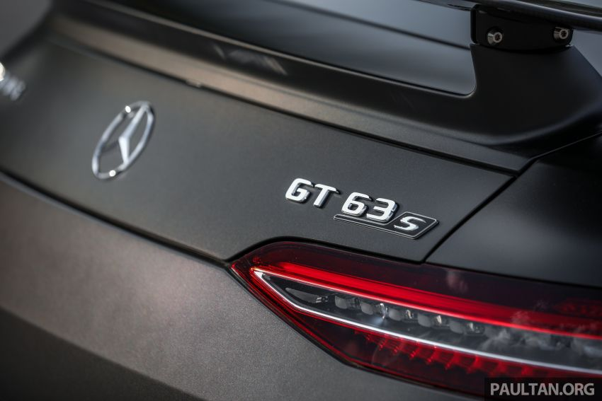 REVIEW: Merc-AMG GT63S 4-Door Coupe in Malaysia Image #1076184